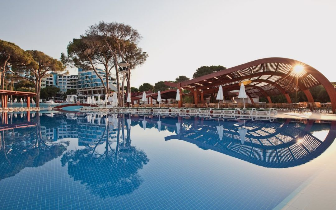 TURČIJA, HOTEL CORNELIA DELUXE 5*
