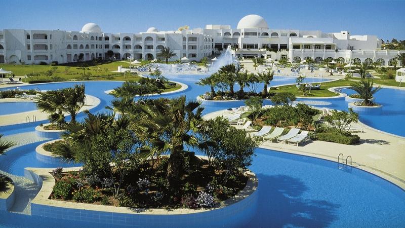 TUNIZIJA, DJERBA, HOTEL DJERBA PLAZA 5*