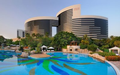 DUBAJ, GRAND HYATT DUBAI 5*