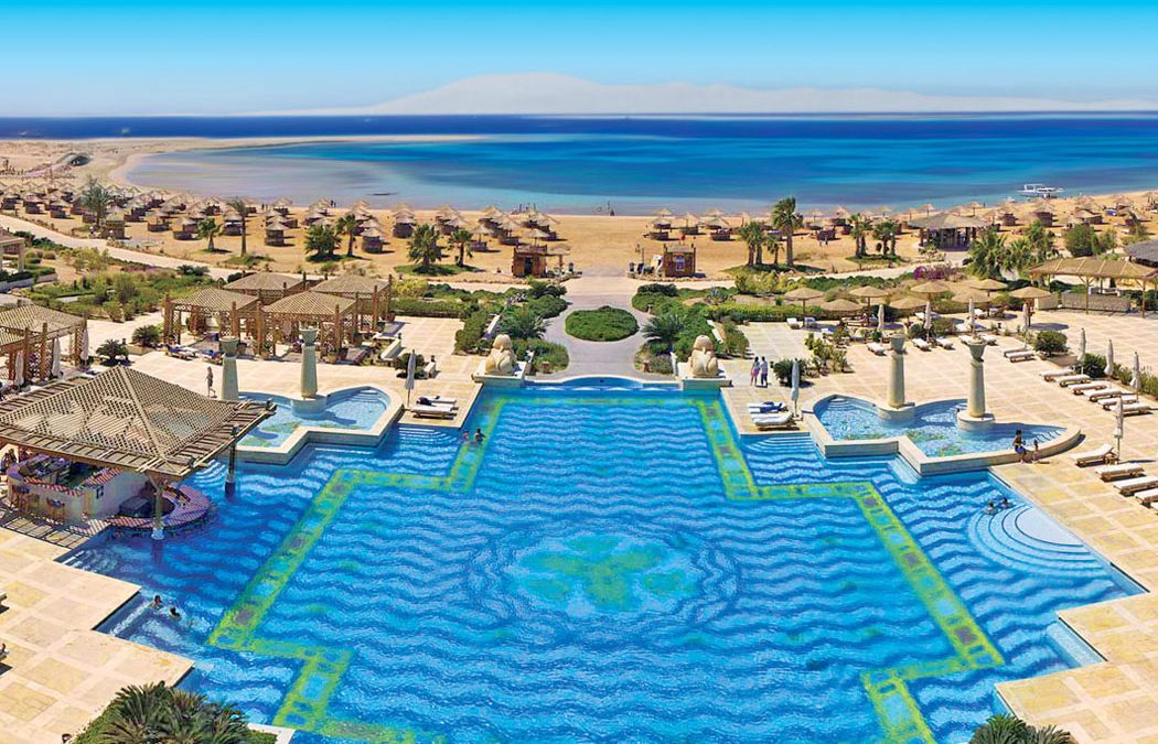 HURGADA, SHERATON SOMA BAY RESORT 5*