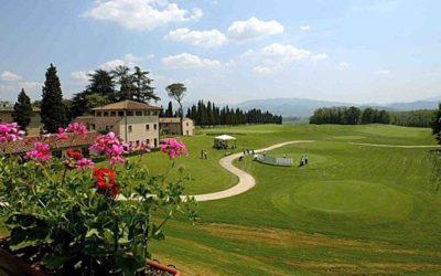 Golf v Toskani – oktobrske počitnice