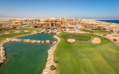 HURGADA, CASCADES GOLF RESORT SOMA BAY 5*